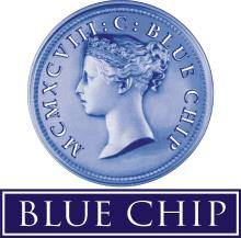 Blue Chip advert